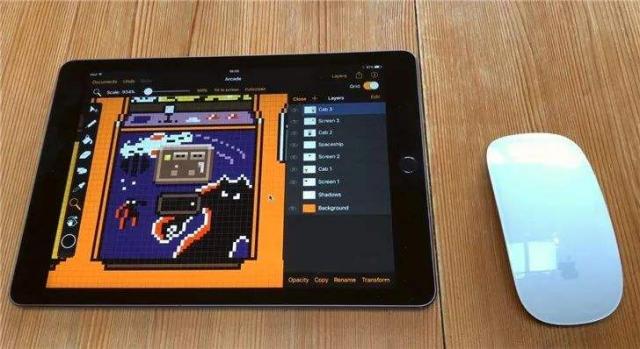 iPad有望带来全面鼠标支持 大幅提升游戏体验