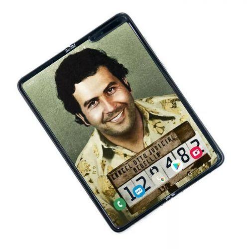 Escobar Fold 2折叠屏手机发布 配备了4.6英寸的外屏、7.3英寸的可折叠内屏
