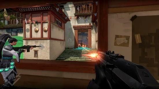 拳头FPS新作《Valorant》实机截图泄露 网友吐槽手游画质