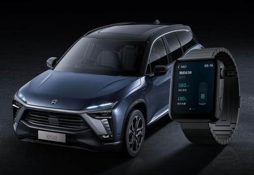 小米与蔚来达成合作 未来小米手表可以遥控器汽车