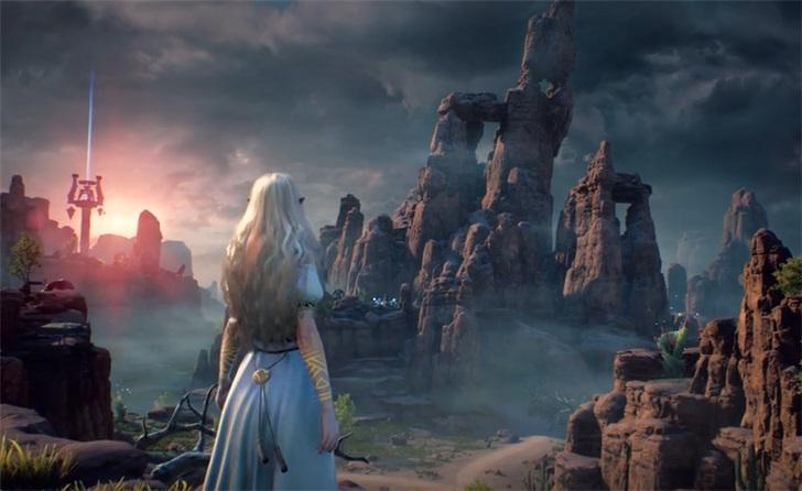 网易公布新作《代号:诸神黄昏》 登陆PC主机和手机平台