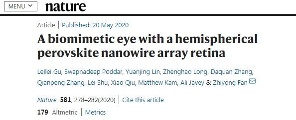 能帮助视觉受损者重见光明的技术:除了角膜移植还有仿生眼