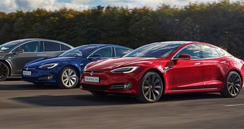 特斯拉占据主导地位 Model 3去年销量遥遥领先