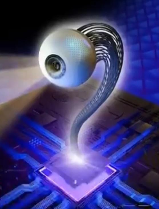 香港科技大学设计出世界上第一个3D人工眼球 预计将在5年使用