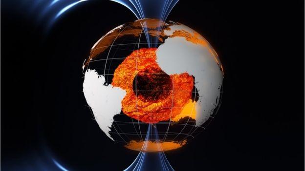 地球磁北极一直在不停地移动 导致我们更频繁地更新导航系统