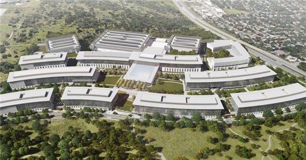 苹果将于新总部建设酒店:占地7.5万平方英尺 楼高六层