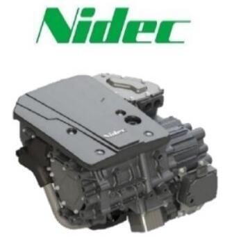 吉利汽车新款新能源汽车几何C 采用的是日本电产马达系统E-Axle