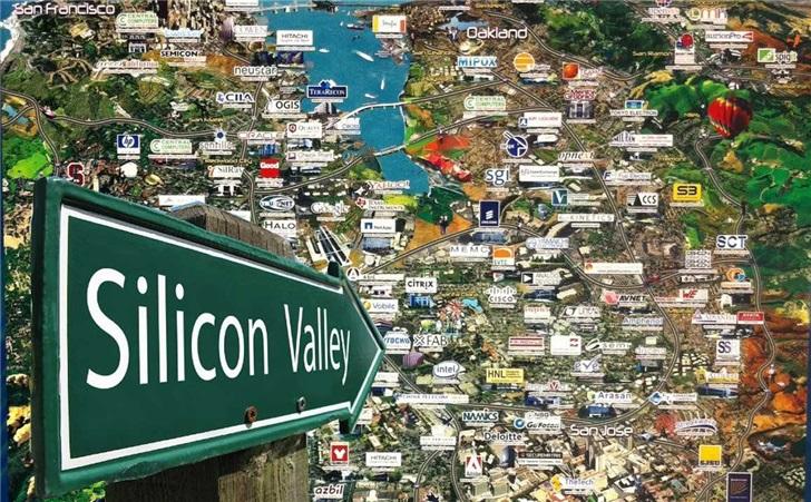 美国许多科技巨头计划在二三线城市设立办公场所的计划