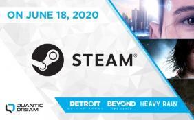 Steam平台上架三款游戏的免费试玩Demo 并将于6月18日正式发售