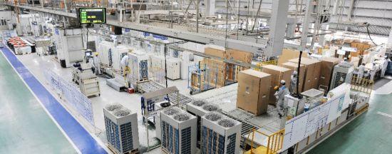 大金空调的工业互联网如何实现?数字化成企业转型金钥匙