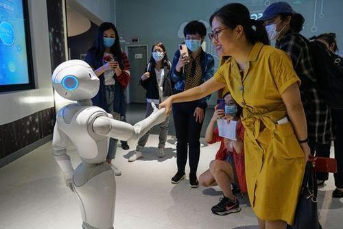中国人工智能企业797家  仅次于排名第一的美国