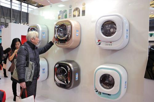 单身经济崛起  壁挂洗衣机迎来巨大消费市场